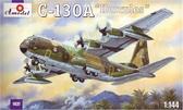 Бомбардировщик C-130A Геркулес
