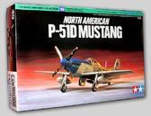 Американский истребитель P-51D Mustang от Tamiya