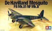 Британский самолет Mosquito FB Mk.VI