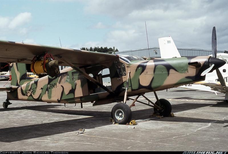 Самолет Пилатус ПС-6Б/H-2 Турбо-Портер Roden 443