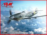 Немецкий истребитель Messerschmitt Bf-109 F4/R6