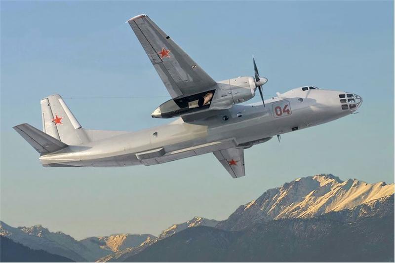 Самолет воздушного наблюдения Антонов АН-30 Amodel 72220