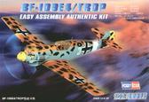 Истребитель Bf-109E4/Trop