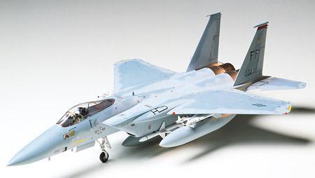 Американский истребитель F-15C Eagle Tamiya 61029