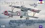 Биплан Nieuport 11 Amodel 3203 основная фотография