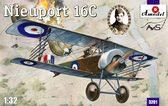 Биплан Nieuport 16C (A134)