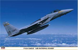 Истребитель F-15A Eagle