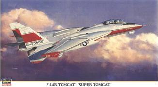 Истребитель - перехватчик Super Tomcat F-14B Hasegawa 00898