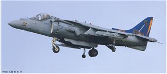 Набор для сборки 2 штурмовиков AV-8B Harrier II Plus