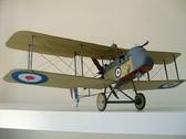 Британский биплан Airco De Havilland DH-2