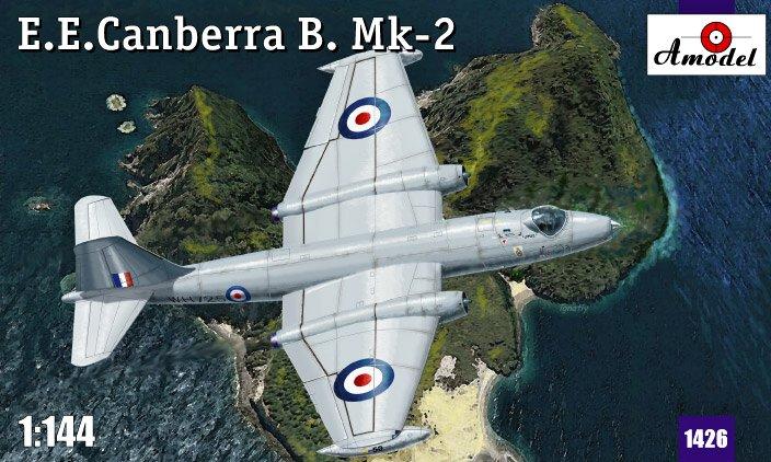 Бомбардировщик E.E. Canberra B. Mk-2 Amodel 1426