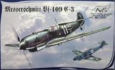 Самолет Мессершмитт Bf.109C-3