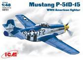 Истребитель Mustang P-51 D - 15