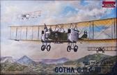 Бомбардировщик Гота G. II, G. III