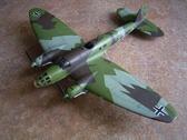 Немецкий средний бомбардировщик Heinkel He-111E