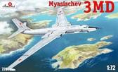 Стратегический бомбардировщик Myasishchev 3MD Stilyaga