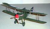 Британский истребитель-биплан RAF S.E.5a w/Hispano Suiza