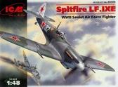 Советский истребитель Spitfire LF.IX