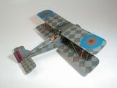 Британский истребитель-биплан RAF S.E.5a с двигателем Hispano Suiza