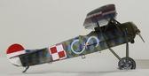 Истребитель Fokker E.V/D.VIII