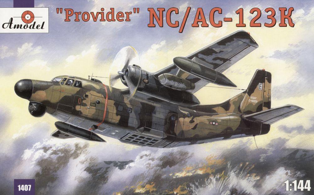 Самолет NC/AC-123K