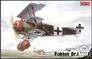Истребитель Fokker Dr.I Roden 601 основная фотография