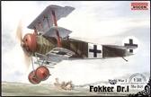 Истребитель Fokker Dr.I
