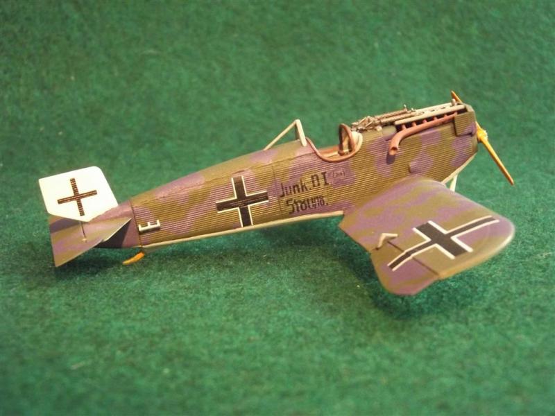 Истребитель Junkers D.1 Roden 041