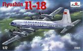 Пассажирский самолет Ильюшин Ил-18