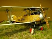 Истребитель Albatros D.III Oeffag s.153 (поздний выпуск)
