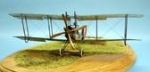 Биплан RAF BE 2c