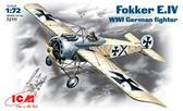 Немецкий истребитель Fokker E-IV