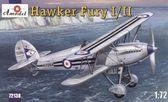 Морской истребитель-биплан Hawker Fury I/II ВВС Великобритании
