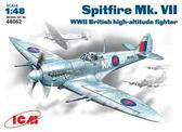 Британский истребитель Spitfire Mk.VII
