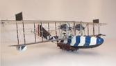 Британская истребительно-разведывательная летающая лодка Felixstowe F.2A (late)