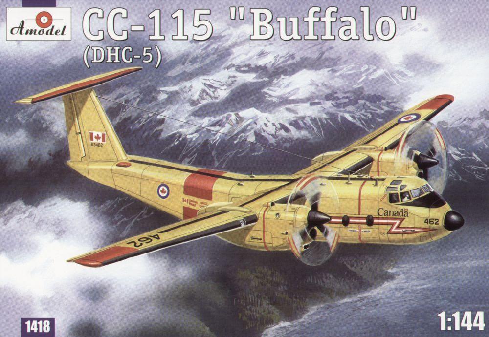 Транспортный самолет CC-115 «Buffalo» Amodel 1418