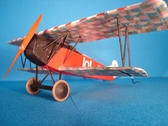 Биплан Fokker D.VII (OAW, early)