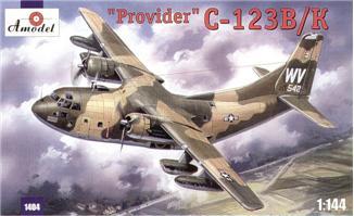Транспортный самолет C-123B/K «Provider» Amodel 1404
