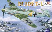 Messerschmitt Bf 109 T-1 Палубный истребитель Люфтваффе