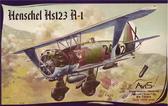 Самолет Hs123 A-1