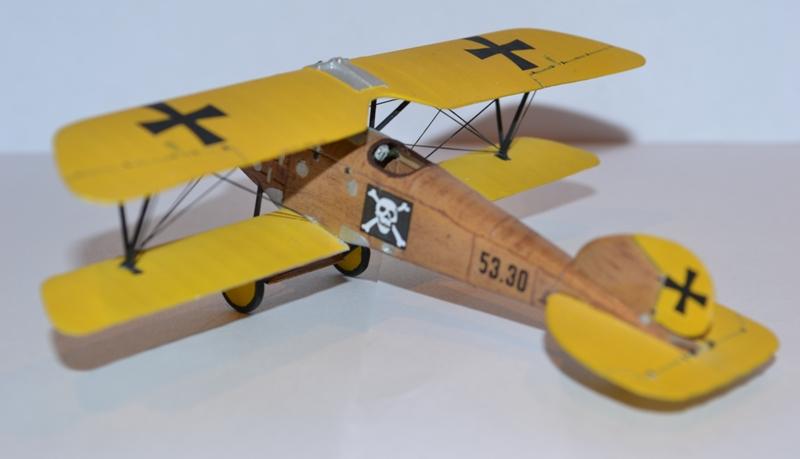 Истребитель Albatros D.III Oeffag s.53.2 Roden 022