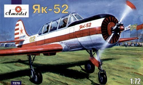 Самолет Яковлев Як-52 Amodel 7270