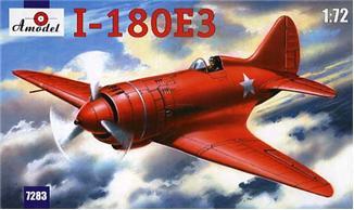 Поликарпов И-180-3(Е-З) Одномоторный истребитель Amodel 7283