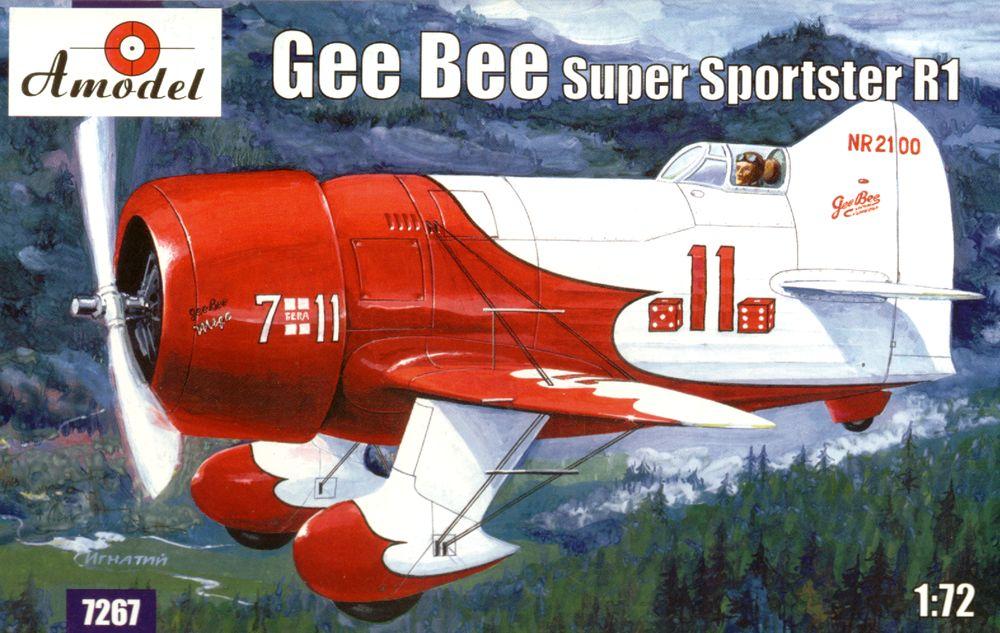 Самолет «Гигантская пчела»  Р-1 Amodel 7267