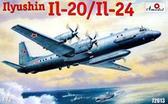 Самолет Ильюшин Ил-20 / Ил-24