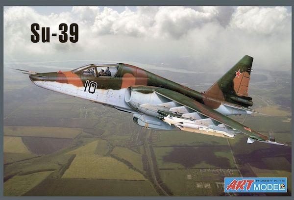 Штурмовик Су-39 Art Model 7217