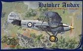 Истребитель Hawker Audax