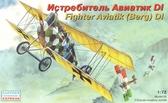 Истребитель Aviatik (Berg) D.I ( 9,6 см )