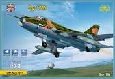 Бомбардировщик Су-17М