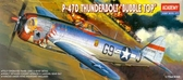 Истребитель P-47D Thunderbolt Bubble Top